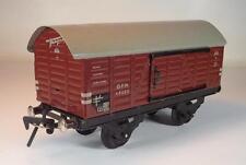 Fleischmann Spur 0 Blech Nr.46080 gedeckter Güterwagen #7567