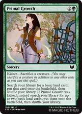 PRIMAL GROWTH Commander 2015 MTG Green Sorcery Com