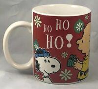 Charlie Brown Snoopy Christmas Coffee Mug Tea Cup 10oz