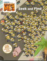 Despicable Me 3 Seek And y Encuentra Por Centum Libros Ltd Nuevo de Bolsillo
