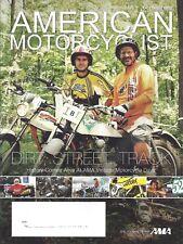 AMA Magazine Oct 2012 Under Attack - Past Comes Alive - 4 Gallon Minimum?