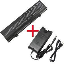 Laptop Battery / Charger for Dell Latitude E5400 E5500 E5410 E5510 Km742 Px644H