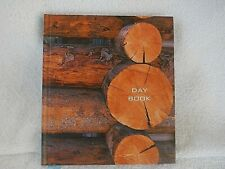 Planner Day Book Daily Reminder Calendar Journal 1 Year Rustic Architect Cabin
