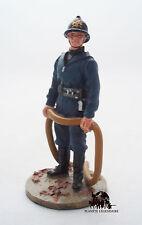 Figurine Del Prado Sapeur Pompier Tenue de travail Italie 1940 Figurina