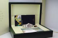 ROLEX - Mens 39mm Platinum Masterpiece Meteorite Diamond Dial - 18956
