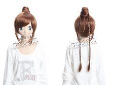 Dynasty Warriors 7 Bao Sanniang Cosplay Wig Costume
