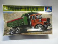 DUMP TRUCK DAF 2800 ITALERI 1/24 Ref 781