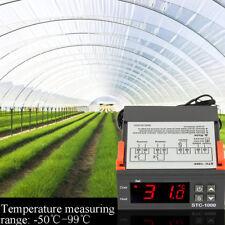 1Pc 12V/24V/110V/220V Stc-1000 Digital Temperature Controller Thermostat X EH