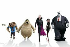 Hotel Transylvania Edible Party Cake Image Topper Frosting Icing Sheet