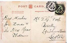 Genealogy Postcard - Joop Or Toop, Lyndhurst Drive - Leyton   705A