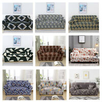 Universal Sofa Cover Elastic Seat Covers Stretch Couch Slipcover 1/2/3/4 Seater