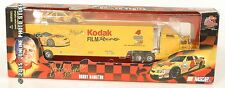 Racing Champions Driver Series,Kodak Tractor Trailer,Bobby Hamilton,13.5 Inches.