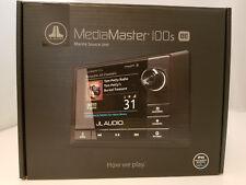 JL AUDIO MM100S-BE MEDIAMASTER WEATHERPROOF MARINE SOURE UNIT BLUETOOTH
