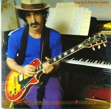 "12"" LP - Frank Zappa - Shut Up 'N Play Yer Guitar - M972 - RAR"