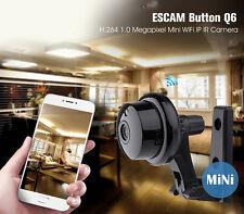 ESCAM Q6 Button 720P Wireless  Motion Detection  Night Vision IP Camera US PLUG