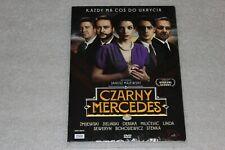 Czarny Mercedes DVD Black Mercedes POLISH FILM -  English Subtitles,