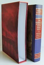 BARBARIAN INVASIONS ROMAN EMPIRE VOL II Huns & The Vandals Hodgkin Folio Society