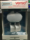 Verso White Wrap Light Rechargeable by Lightwedge NEW