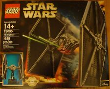 LEGO Star Wars 75095 Tie Fighter Building Kit new unopened