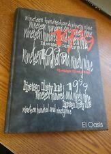 1999 IMPERIAL HIGH SCHOOL el oasis YEAR BOOK,  IMPERIAL, CALIFORNIA volume 93