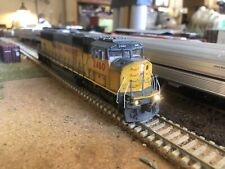 Athearn Genesis HO SD60M SD60 M UP Union Pacific DCC/Sound Weathered