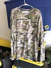 Under Armour Threadborne 3XL Ridge Reaper Barren Long Sleeve Shirt