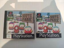 south park pal ps1 playstation 1 ps1