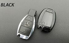 HIGH GLOSS ABS HARDSHELL PROTECTIVE CASE FOR MERCEDES-BENZ 2 BUTTON KEY FOB W176