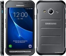 Samsung Galaxy Xcover 3 SM-G389F 8GB Dark Silver Unlocked Smartphone Grade A++