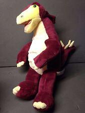 STEGOSAURUS BUILD A BEAR babw dinosaur bab raptor dino PLUSH stuffed 3