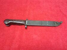 Russian Model 1968 SVD Type 2 Bayonet W/Scabbard W/Wire cutter slot