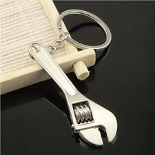 Mini Adjustable Spanner Keyring DIY Tool Novelty Gadget Gift tool
