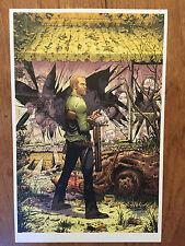 Walking dead #150 variante art imprimé 11 x 17 signé par tony moore!