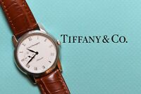 GIRARD-PERREGAUX Ref 9050 White Dial Automatic Men's Dress Watch Caliber 3000