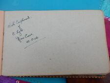 CECIL LYLE MAGICIAN AUTOGRAPH  1946