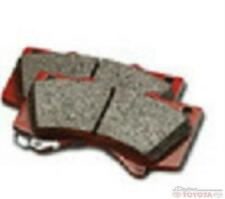 NEW 2008-2014 TRD TOYOTA SEQUOIA PERFORMANCE RACING BRAKE PAD SET (REAR)