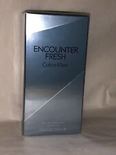 Calvin Klein Encounter Fresh Edt Eau de Toilette Spray for Men 100 ml 3.4 oz
