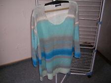 Damen Pullover von Frapp Gr. 48  3/4 Arm