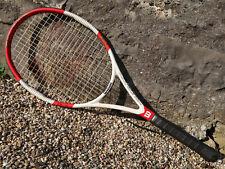 Wilson Six One 95 L - BLX - L2 - 4 1/4 - Tennisschläger Tennis Racket