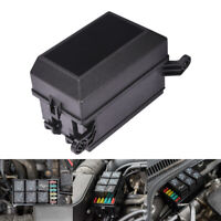 12 Way Relay Box Fuse Block Holder Dustproof Universal ATC/ATO for All Vehicles