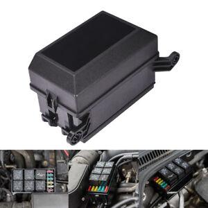 12 Way Relay Box Waterproof Universal ATC/ATO Fuse Holder Block fit All Vehicles