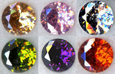 Synthetic Very Good Cut Round Loose Gemstones