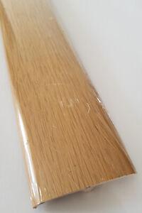 Light Oak Thresholds 50mmx90cm Multi Purpose All floor Types Multi-Height/Pivot