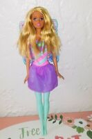 Barbie Dreamtopia Sweetville Fairy Doll. Good Condition. See Pictures. Mattel