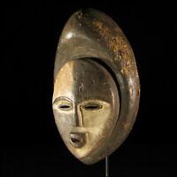 61535) Afrikanische Maske Tsogo Gabun Afrika KUNST