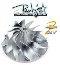 Wicked Wheel 2 Billet Turbo Compressor Wheel Chevy Duramax Diesel LMM 6.6L 07-10