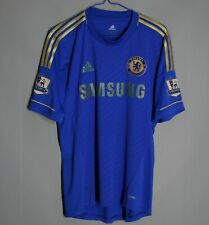 FC CHELSEA LONDON 2012/2013 HOME FOOTBALL SHIRT JERSEY SIZE S