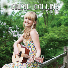 "Chloe Collins ""5@15"" CD"
