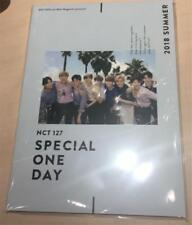 NCT 127 SPECIAL ONE DAY Memorial photo book No photocard