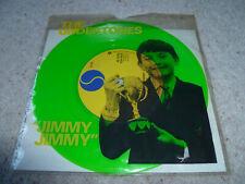 "THE UNDERTONES-Jimmy Jimmy GREEN VINYL 7"" 1st PRESS PORKY"